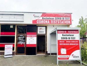 Kostenloser Corona Test Berlin PCR-Test Berlin und Antigen Test im Corona Testcenter Reinickendorf